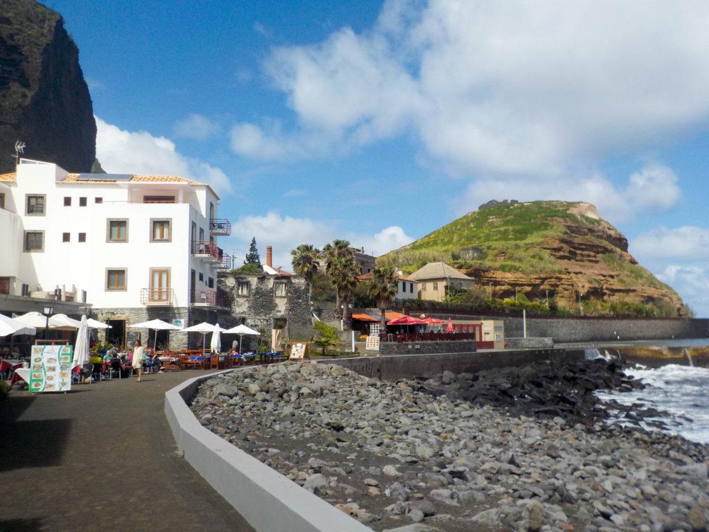 Madeira Portugal Europe island Porto da Cruz