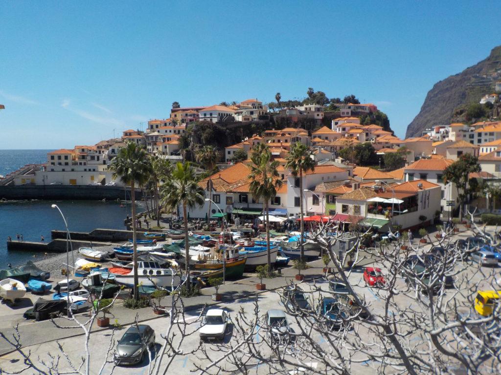 Madeira Portugal Europe island Camara de Lobos