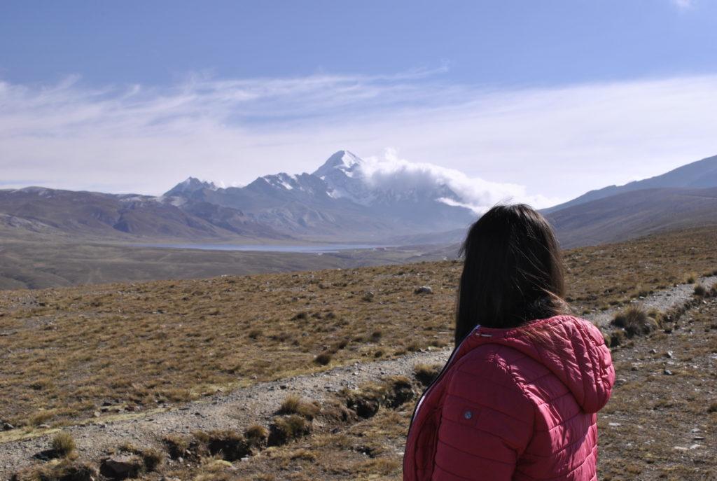 Altiplano Bolivia mountains South America Vanja Vodenik
