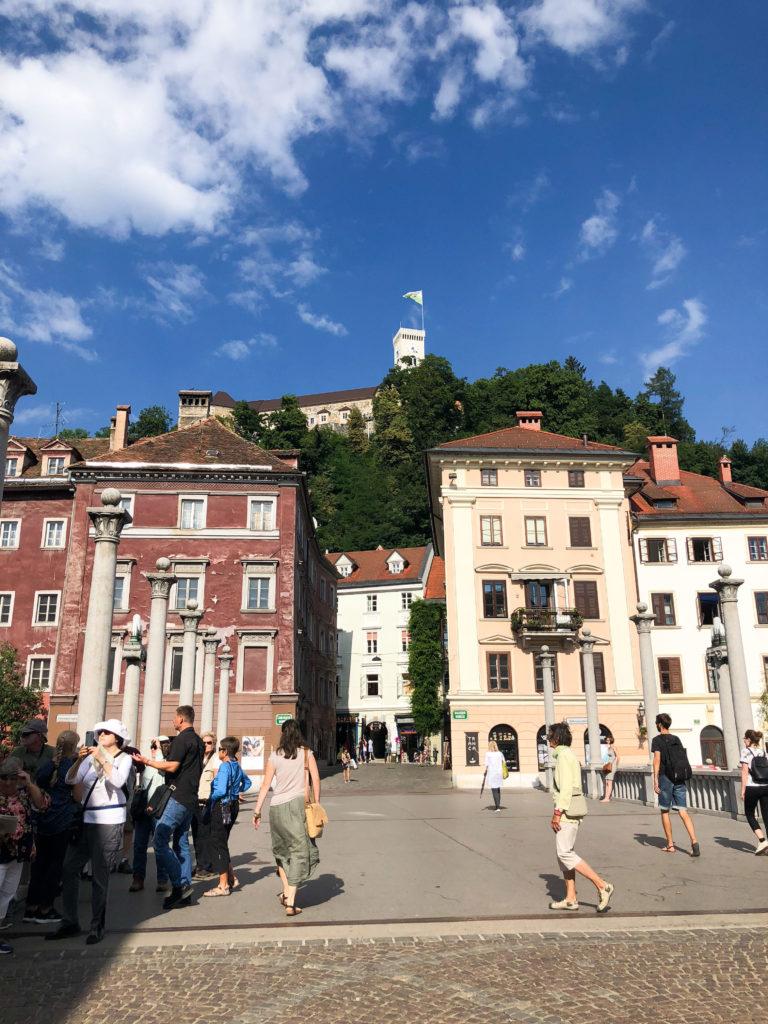 Ljubljana Slovenia Europe