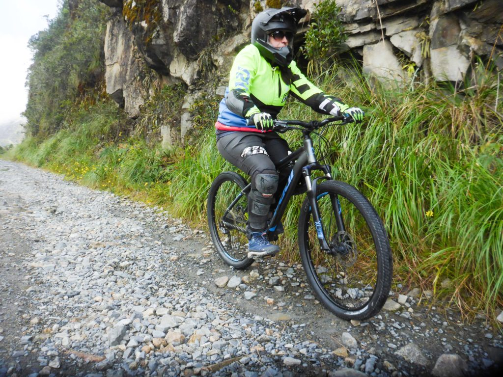 Cycling the Death Road Bolivia South America Vanja Vodenik