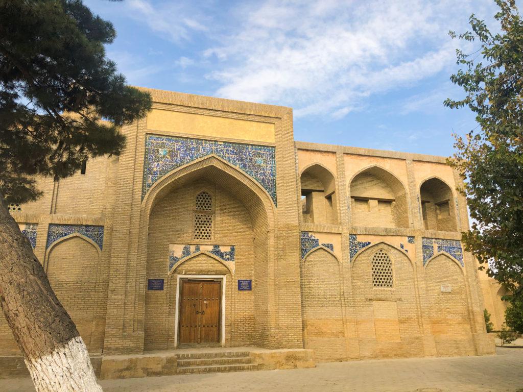 Khoja-Gaukushan Ensemble Bukhara Uzbekistan Central Asia