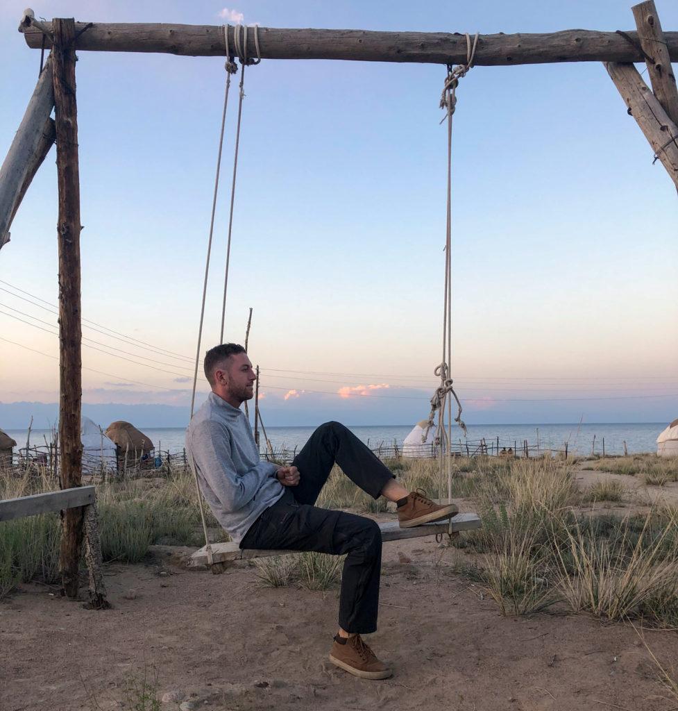 Bel'tam Yurt Camp Kyrgyzstan Central Asia Klemen Krulec
