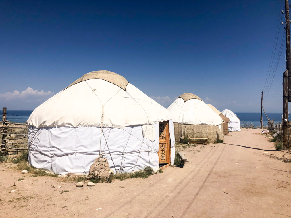 Bel'tam Yurt Camp Kyrgyzstan Central Asia