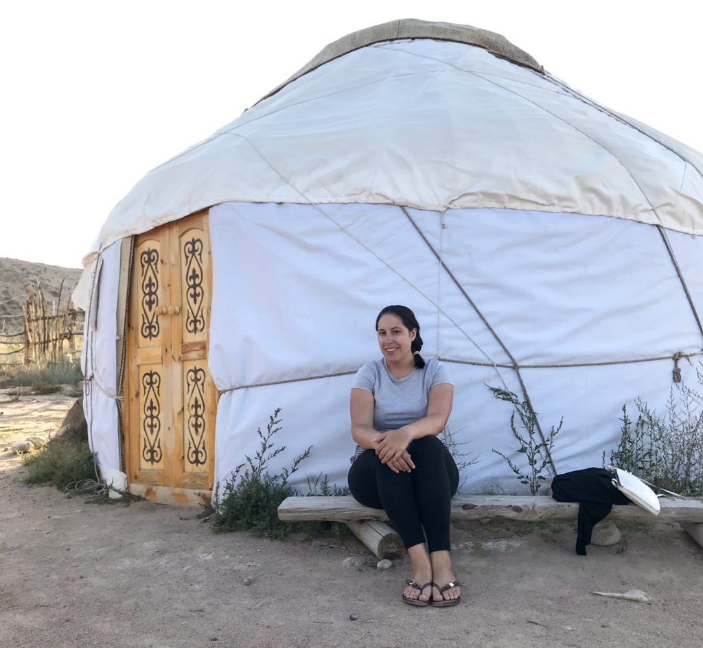 Bel'tam Yurt Camp Kyrgyzstan Central Asia Vanja Vodenik