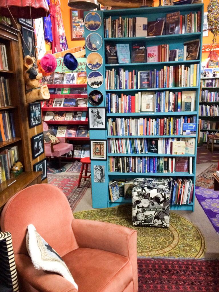 Hermanus South Africa Hemingways Bookstore