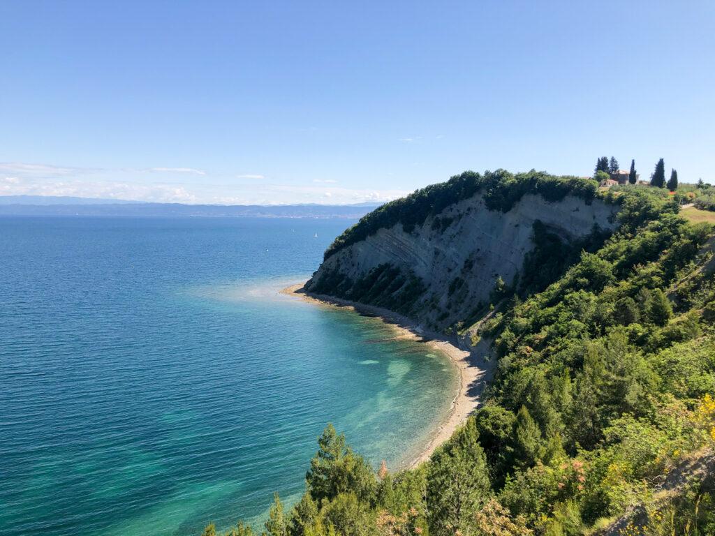 Moon Bay Strunjan Slovenia Europe