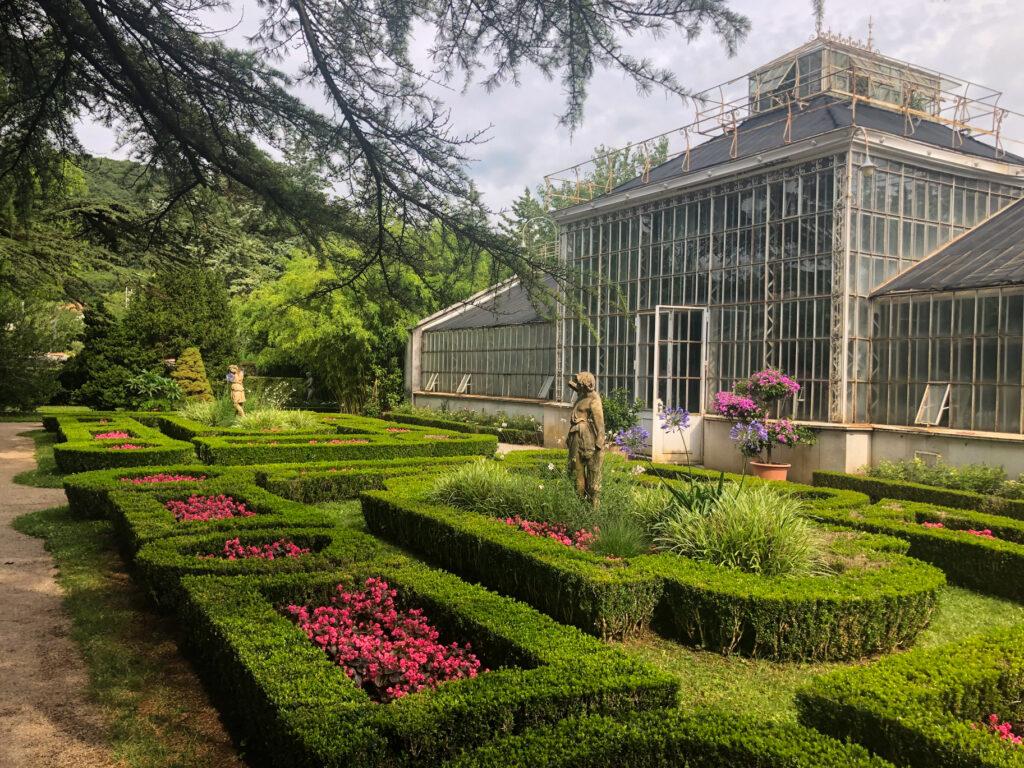 Botanical garden Sežana Slovenia Europe