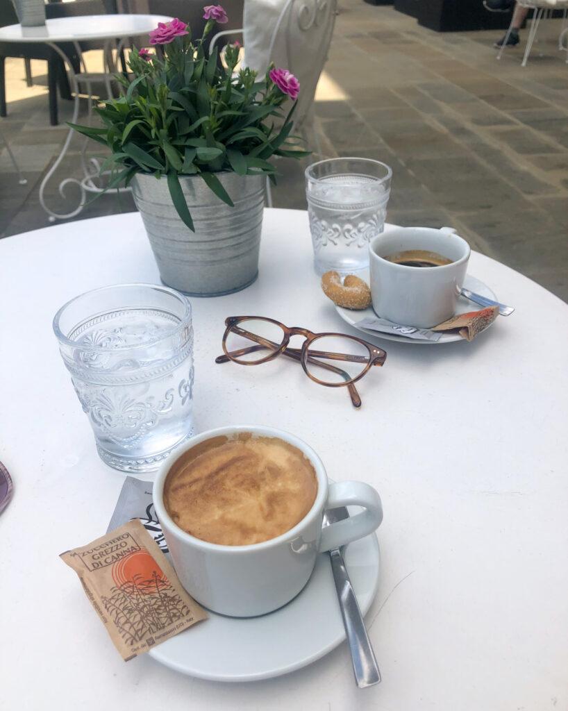 coffee break Villa Vipolže Goriška Brda Slovenia Europe