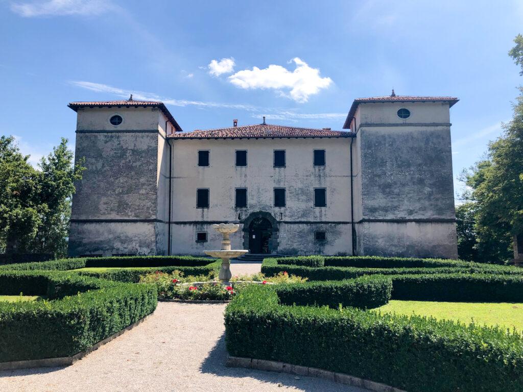 Castle Kromberg Slovenia Europe