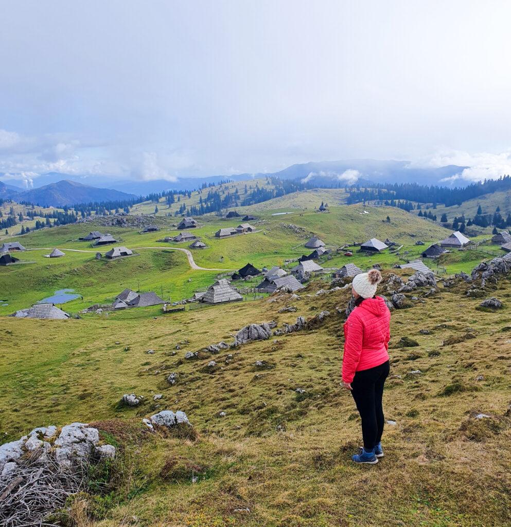 Velika planina Slovenia Europe Vanja Vodenik