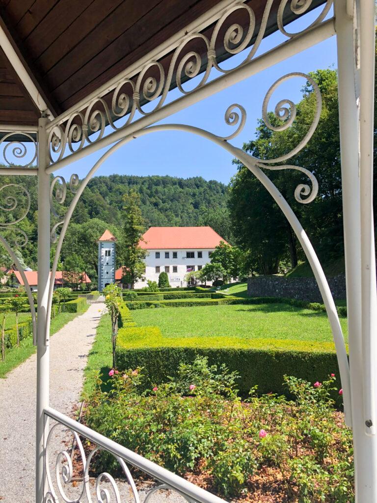 Polhov Gradec Mansion Slovenia Europe